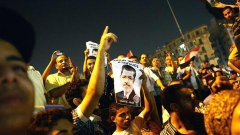 PBS NewsHour -- Egyptian President Morsi Rejects Previous Limits