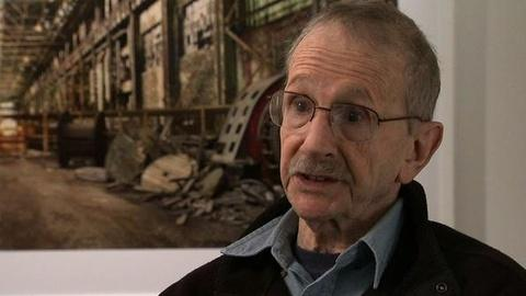 PBS NewsHour -- Working-Class Poet Levine Named Nation's Next Laureate