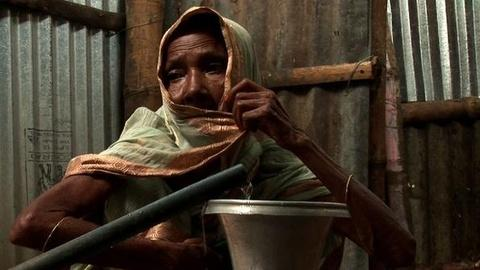 PBS NewsHour -- As Bangladesh's Population Grows, Slum Dwellers Struggle...