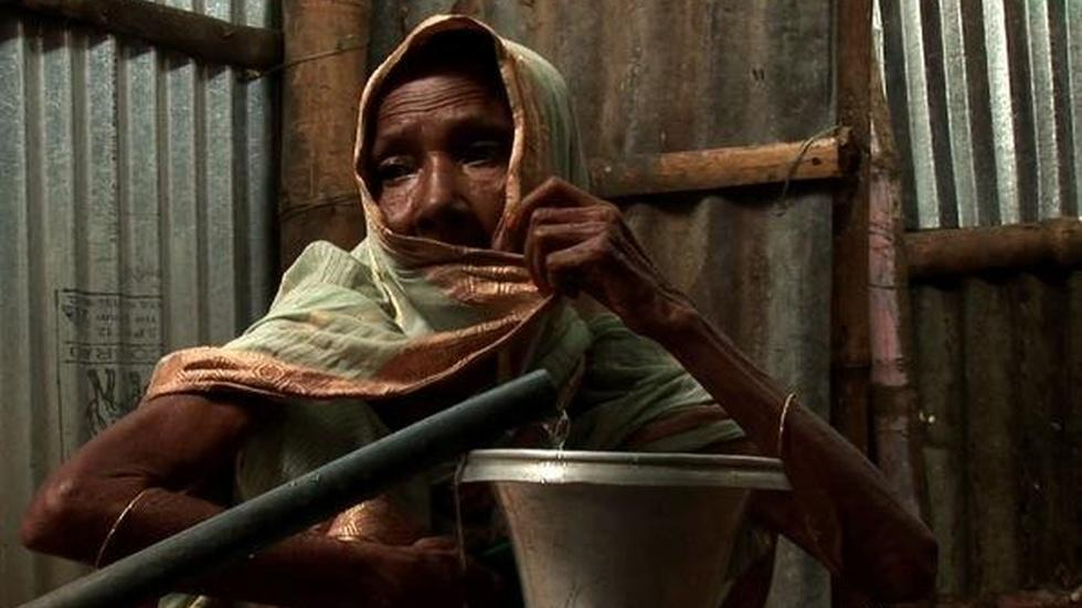 As Bangladesh's Population Grows, Slum Dwellers Struggle... image