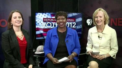 PBS NewsHour -- Political Checklist: What to Expect from First Day of RNC