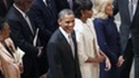 PBS NewsHour -- President Obama Launches Second Term Progressive Agenda