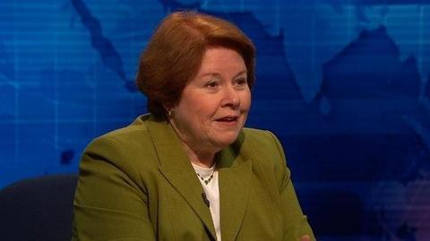 PBS NewsHour -- High Court Reaffirms Campaign Finance