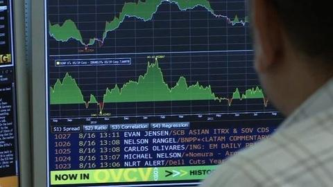 PBS NewsHour -- Major Investor CalPERS Rides out Big Waves in Markets...