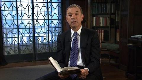 PBS NewsHour -- Stephen Greenblatt Reads an Excerpt From 'The Swerve'