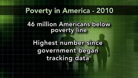 PBS NewsHour -- Why Are 46 Million Americans Living in Poverty?