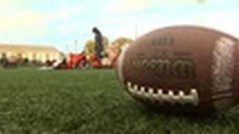 PBS NewsHour -- High School Coach: 'Don't Go to Study Hall, You Don't Play'