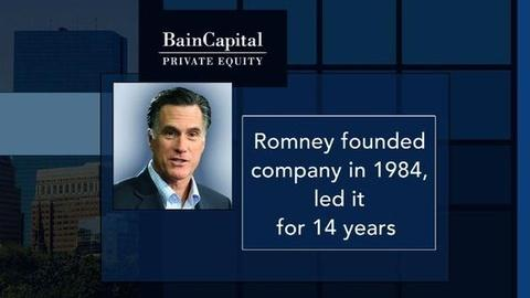 PBS NewsHour -- What Mitt Romney's Role at Bain Capital Means for His...