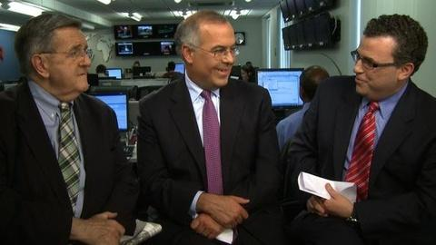 PBS NewsHour -- The Doubleheader: Bad Economic News, Anthony Weiner and...