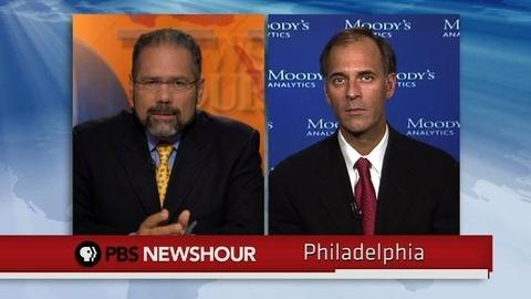 PBS NewsHour -- Weakest Employment Report in a Year Shows Job Growth...