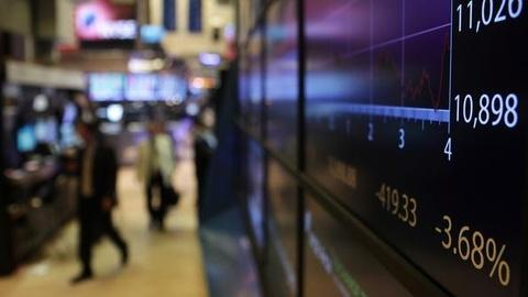 PBS NewsHour -- Negative Headlines Continue to Spook Investors, Markets...