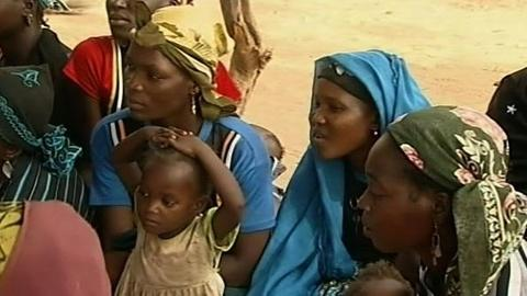 PBS NewsHour -- Famine in Africa Hits Niger's Children Particularly Hard