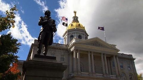PBS NewsHour -- Female Candidates Seek Rematches with Male Opponents in N.H.