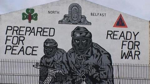 PBS NewsHour -- Peace in Northern Ireland, But Religious Divide Remains