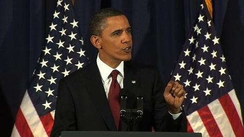 PBS NewsHour -- President Obama's Speech on the U.S. Mission in Libya
