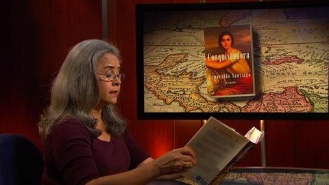 PBS NewsHour -- Esmeralda Santiago Reads From 'Conquistadora'