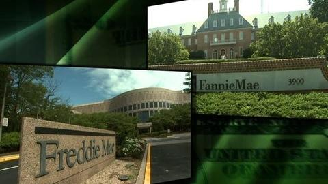 PBS NewsHour -- Former Fannie, Freddie Officials Face 'Significant'...