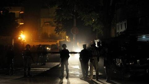 PBS NewsHour -- Taliban's Killing of Top Negotiator a 'Clear Signal'...