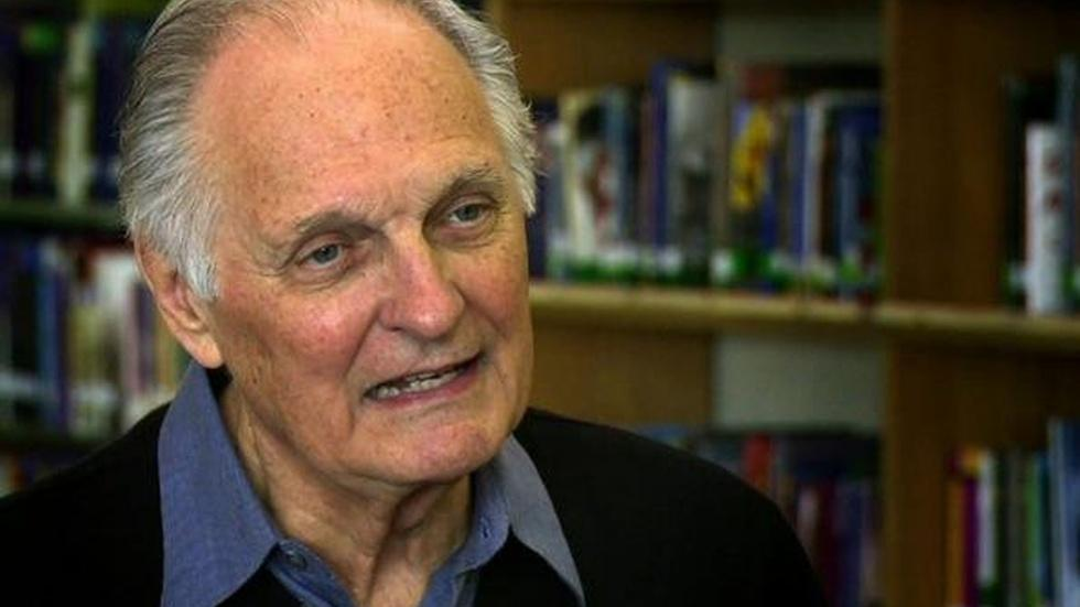 Alan Alda's 'Flame Challenge' Aims to Communicate Science image