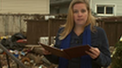 PBS NewsHour -- Jennifer Fitzgerald Reads Poems about Hurricane Sandy