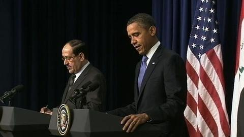 PBS NewsHour -- Does Maliki Want to Become Unchallenged Ruler of Iraq?