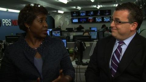PBS NewsHour -- Political Checklist: What Can Obama's Speech Accomplish?