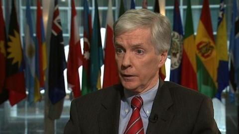PBS NewsHour -- Crocker: Afghan Killings Were 'Horrific, Shocking Murders'