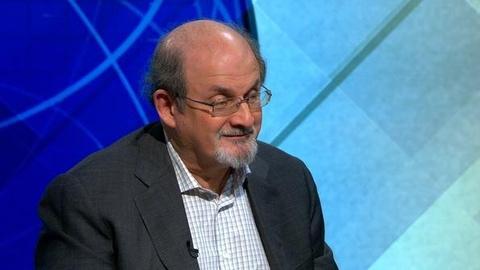 PBS NewsHour -- Salman Rushdie Writes Novelistically About His Own Life
