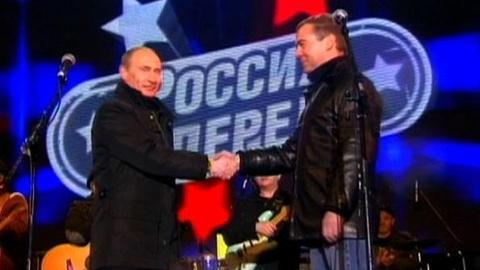 PBS NewsHour -- Russian Finance Minister Fired Over Criticism of Putin,...
