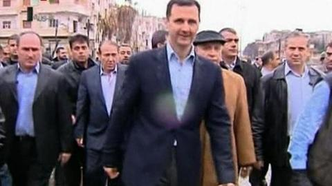 PBS NewsHour -- Syria Analyst: Annan Peace Plan Treats Symptoms, Not Disease
