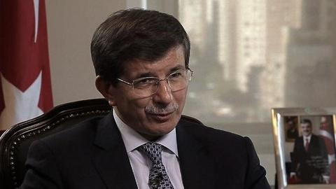 PBS NewsHour -- Turkish Minister Says Violence in Syria is Threat for Turkey