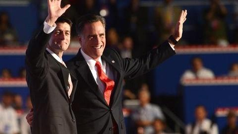 PBS NewsHour -- Romney-Ryan Ticket Try to Build on Momentum from RNC