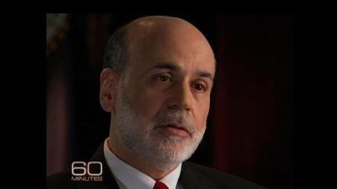 PBS NewsHour -- Paul Krugman on Ben Bernanke's 'Green Shoots'