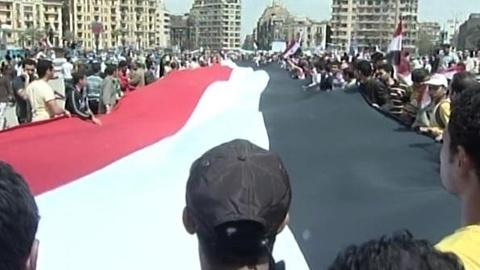 PBS NewsHour -- In Egypt, Revolution Still 'in Progress' as Protesters...