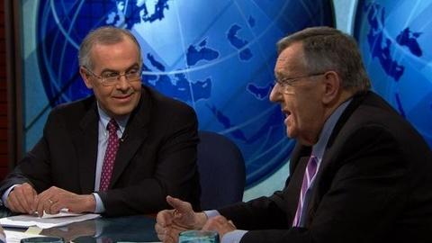 PBS NewsHour -- Shields, Brooks on Public's View on Libya, Debate on...