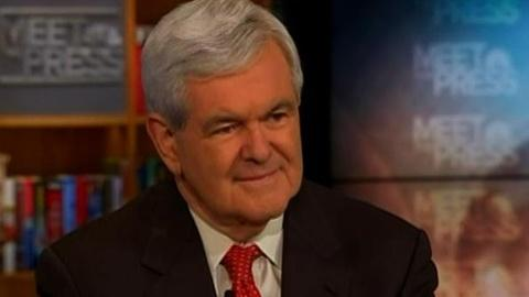 PBS NewsHour -- As GOP Field Takes Shape, Gingrich on Defensive Over...