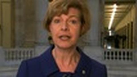 PBS NewsHour -- Sen. Baldwin: Congress Showing Progress on Debt, Immigration