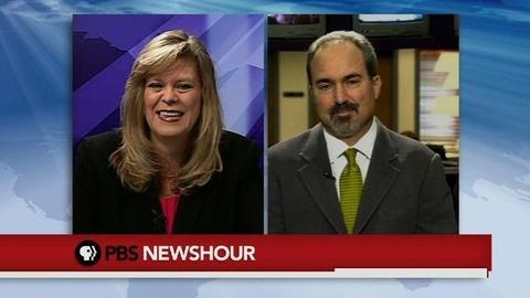 PBS NewsHour -- From Ohio to Nevada, Voters Fed Up With Debt Ceiling...