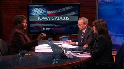 PBS NewsHour -- How Divided Are Iowa's Republican Voters?