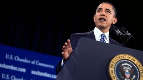 PBS NewsHour -- Obama Urges Businesses to Ramp Up Private-Sector Hiring