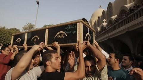 PBS NewsHour -- After Deadly Clashes, Is Partnership Between Egypt's...
