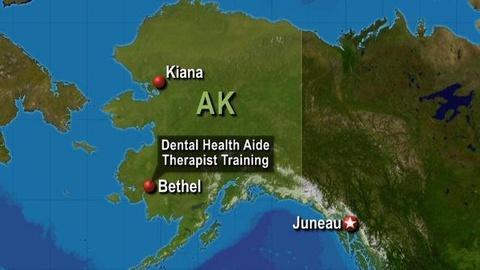 PBS NewsHour -- A Solution to Alaska's Rural Dental Problems?