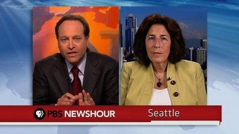 PBS NewsHour -- Estrogen Study Lead Researcher on Risks, Benefits of...