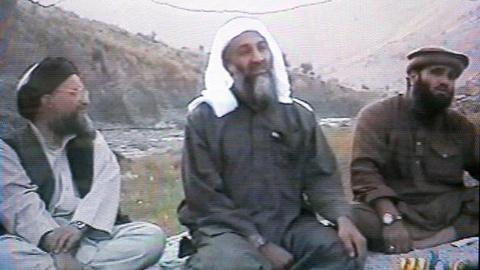 PBS NewsHour -- Newly released video of Osama bin Laden