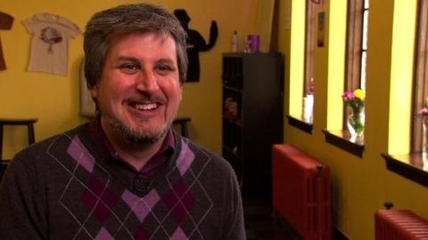 PBS NewsHour -- More With Albany Park Theatre Project's David Feiner