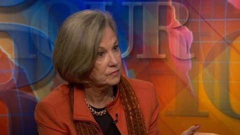 PBS NewsHour -- A Western Woman on Saudi Arabia