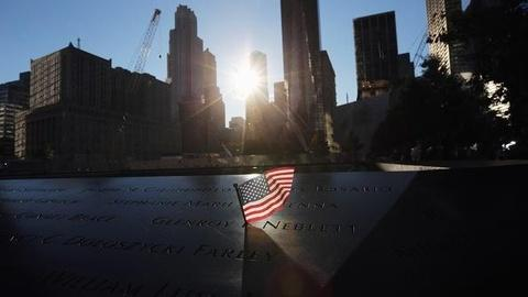 PBS NewsHour -- For 9/11 Anniversary, Ceremonies in Va., Pa., N.Y.