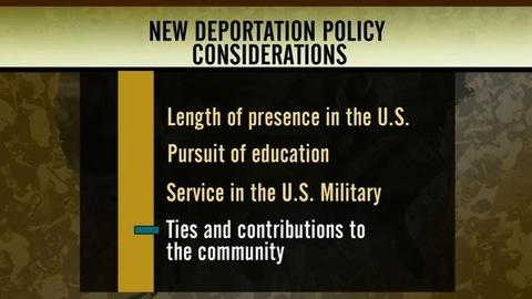 PBS NewsHour -- Homeland Security to Focus on Deporting Criminals Under...