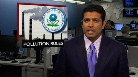 PBS NewsHour -- News Wrap: EPA Unveils New Power Plant Pollutants Rule