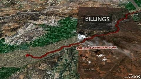 PBS NewsHour -- Schweitzer Confident of Full Oil Spill Cleanup, Future...
